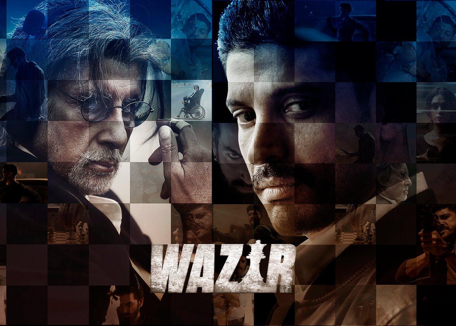 Wazir Official Teaser 2 December 2015 Full Movies Online Streaming Movies Online Movies Online