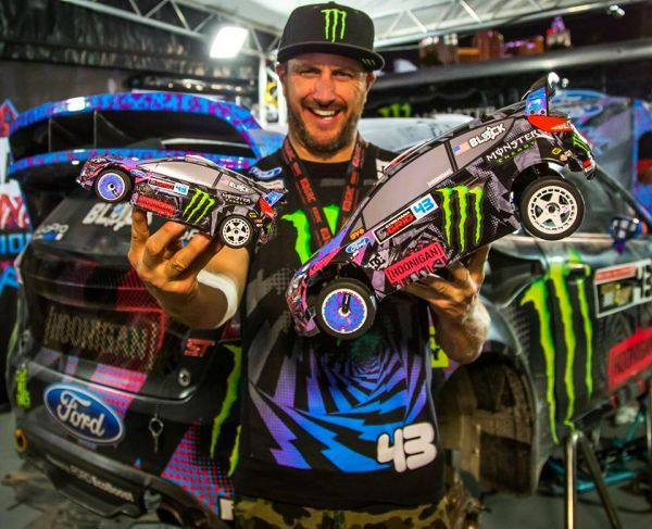 Ken Block S Gymkhana 6 Replicated With Rc Car Video With Images