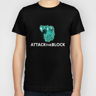Attack the Block Kids T-Shirt by Thecansone - $20.00