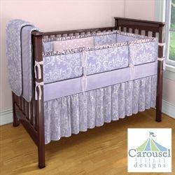Alexis crib bedding!!! Love it!!