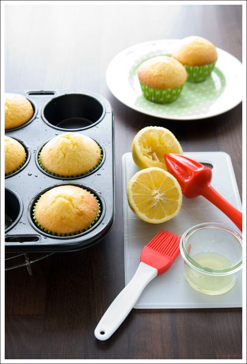 Berry Lovely: Daring Bakers: Lemon Muffins