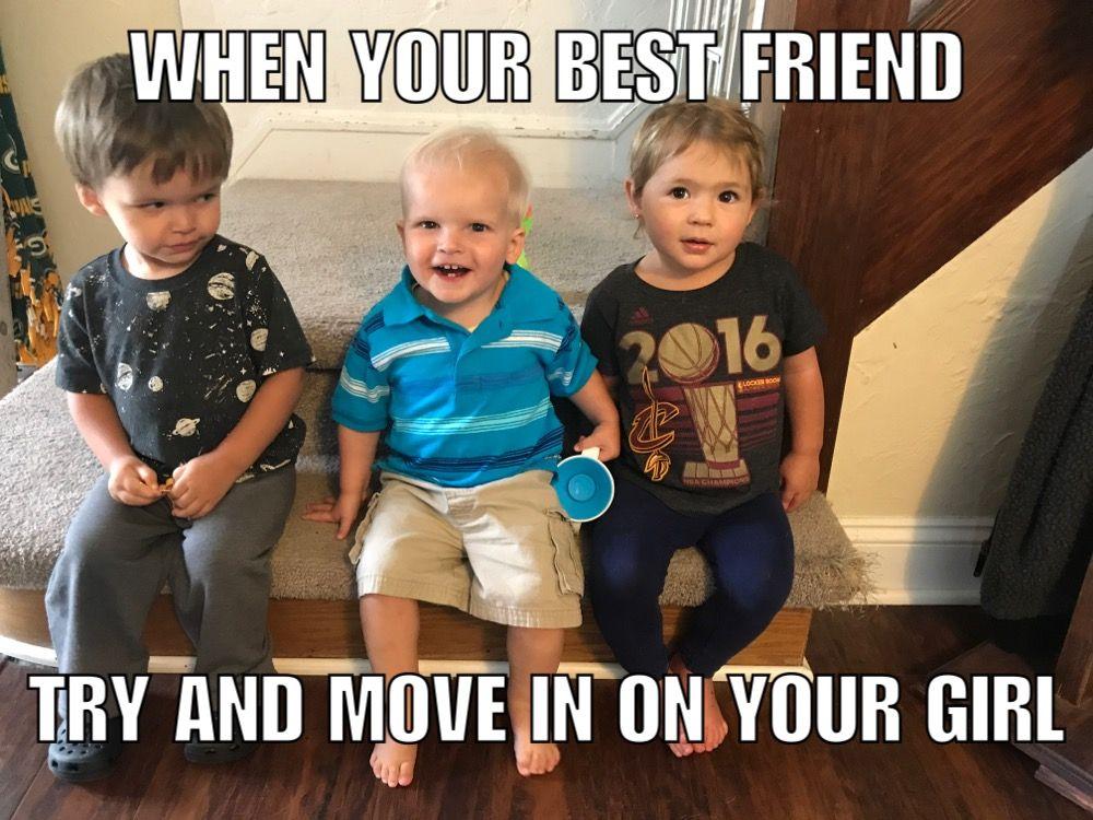 Baby Meme Funnybabymeme Bestfriendmeme Bestfriendstoleboyfriendmeme Bestmemes Memeswithbabies Babymemes Baby Memes Best Friend Meme When Your Best Friend
