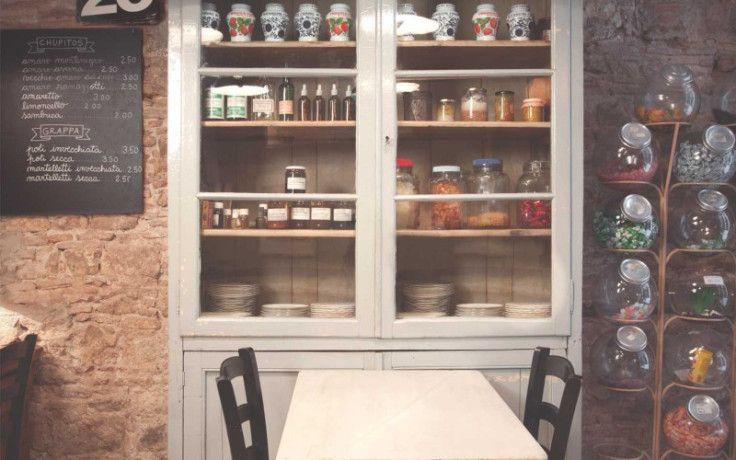 Cucine Mandaroosso. Un italiano de los más auténticos en Barcelona.