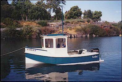 Bolger Microtrawler MakeOver Best Boats Pinterest Boating - Bolger micro trawler boats