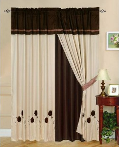 Incroyable Most Stylish Bedroom Curtains Hometone