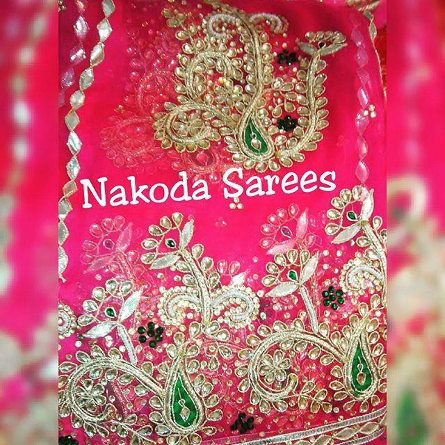 To Order and For Details- Dm or Whatsapp #9680390227 #9785301303 ●««←←Follow us on→→»»● #FB- https://m.facebook.com/nakodasareesposhak #Google+ https://plus.google.com/+NakodaSareesPoshakJodhpur #Twitter- https://mobile.twitter.com/NakodaSareesJdp #Instag