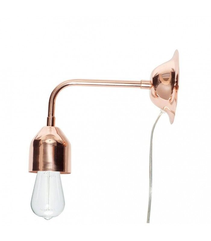 Design Copper Wall Lamp