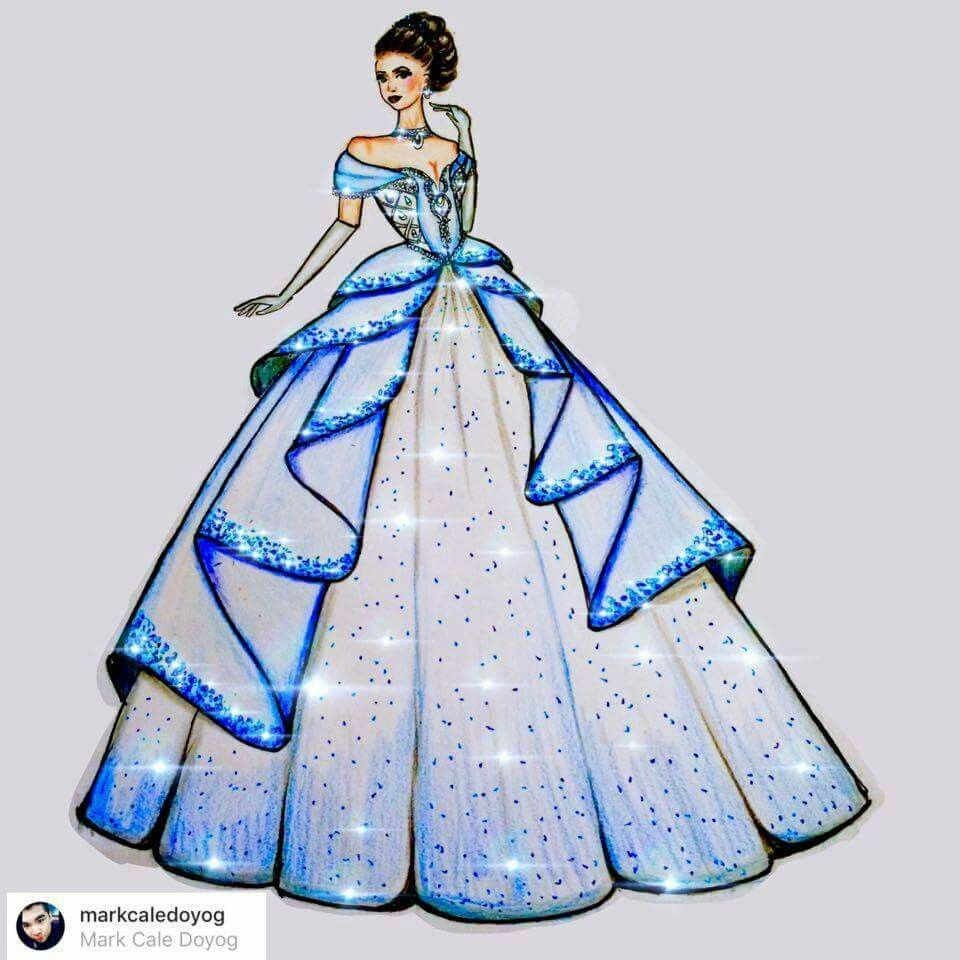 Pin By Ann On Fashion Dress Design Drawing Illustration Fashion Design Fashion Illustration Sketches Dresses