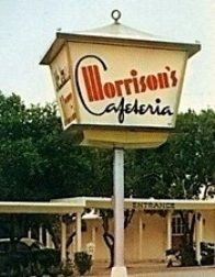 Morrisons Cafeteria Throughout Georgia And The South My