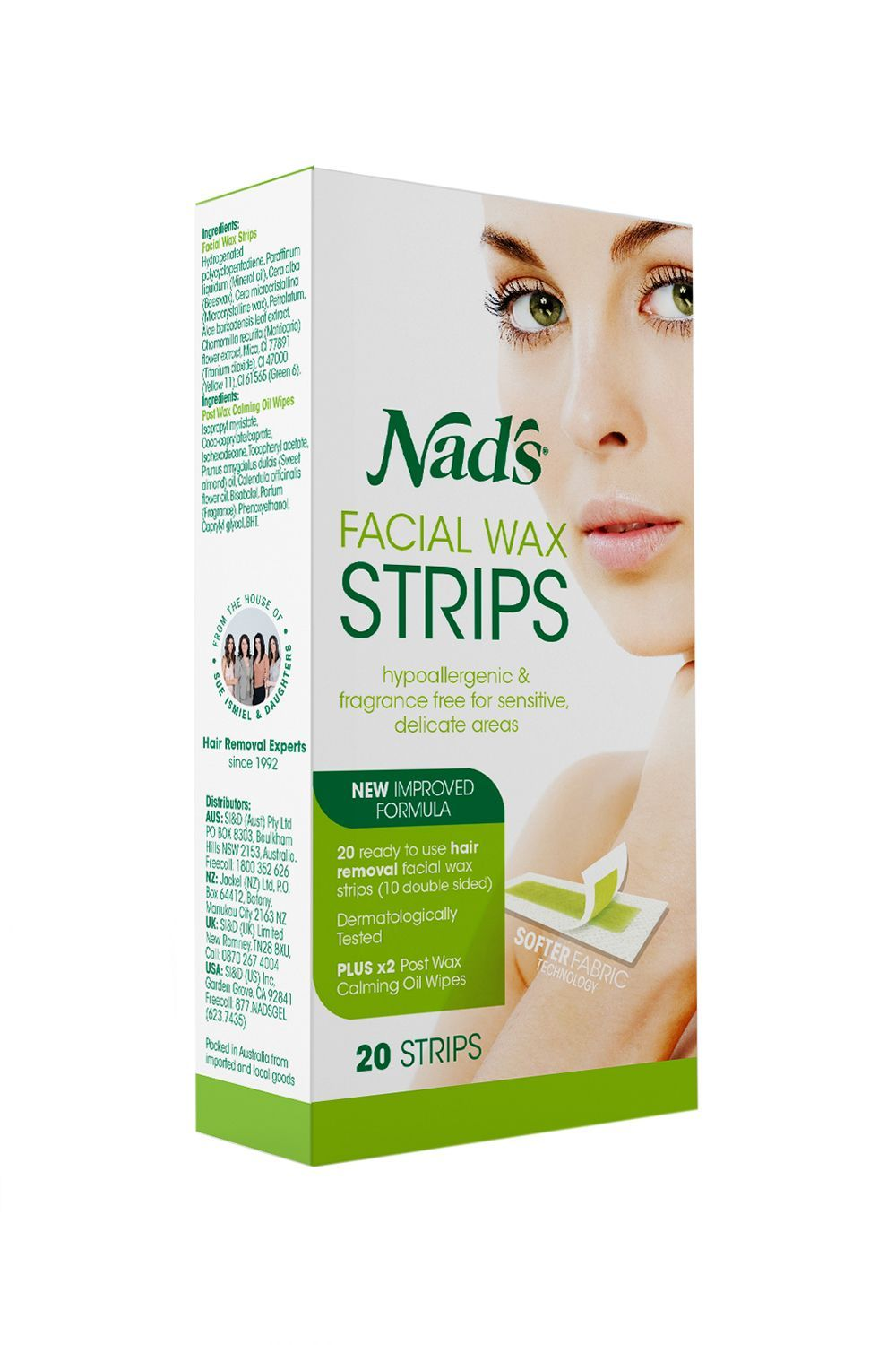 The 8 Best FacialHair Removal Products Wax strips