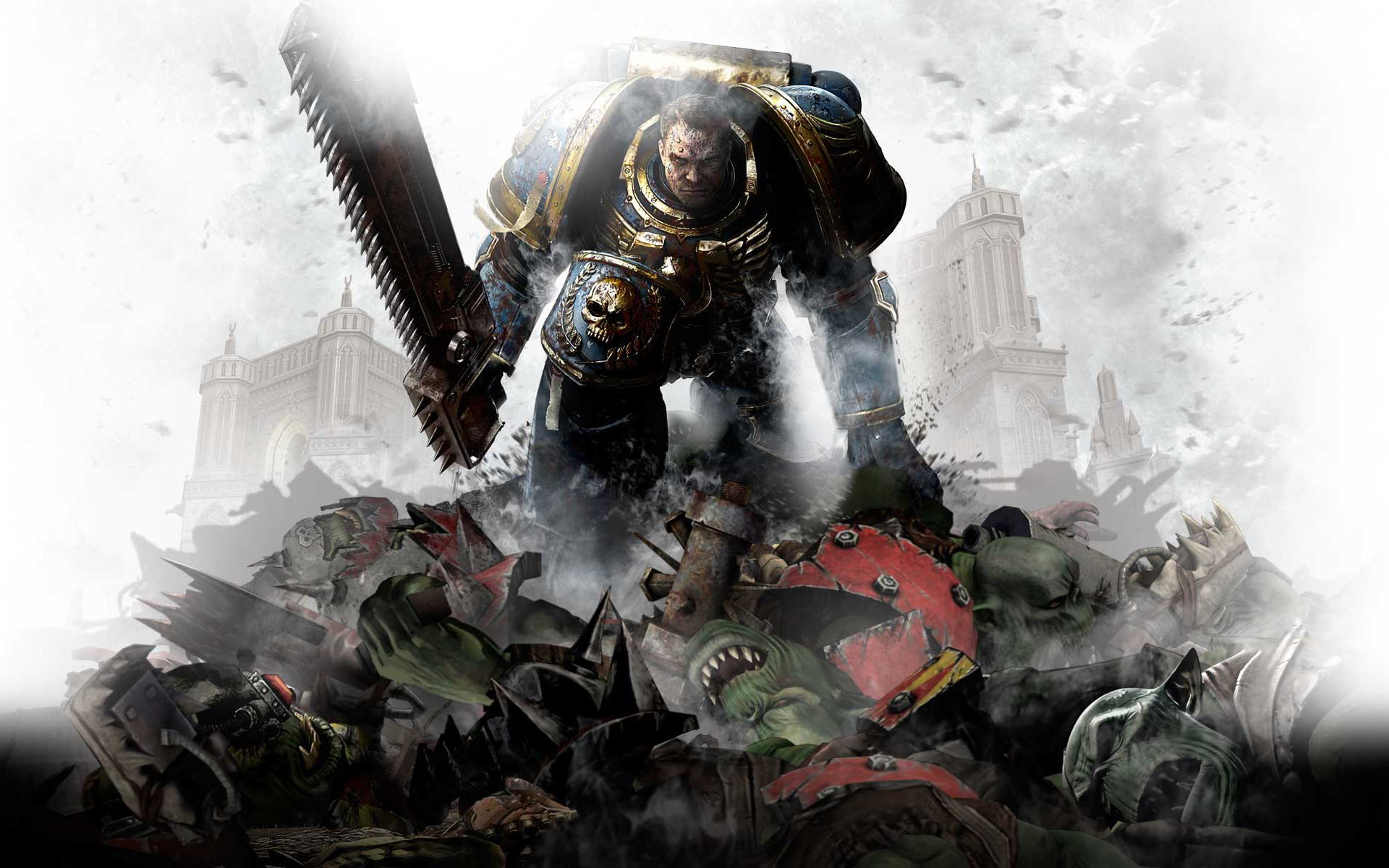 Warhammer 40k Hd Wallpapers And Backgrounds Space Marine Warhammer Warhammer 40000