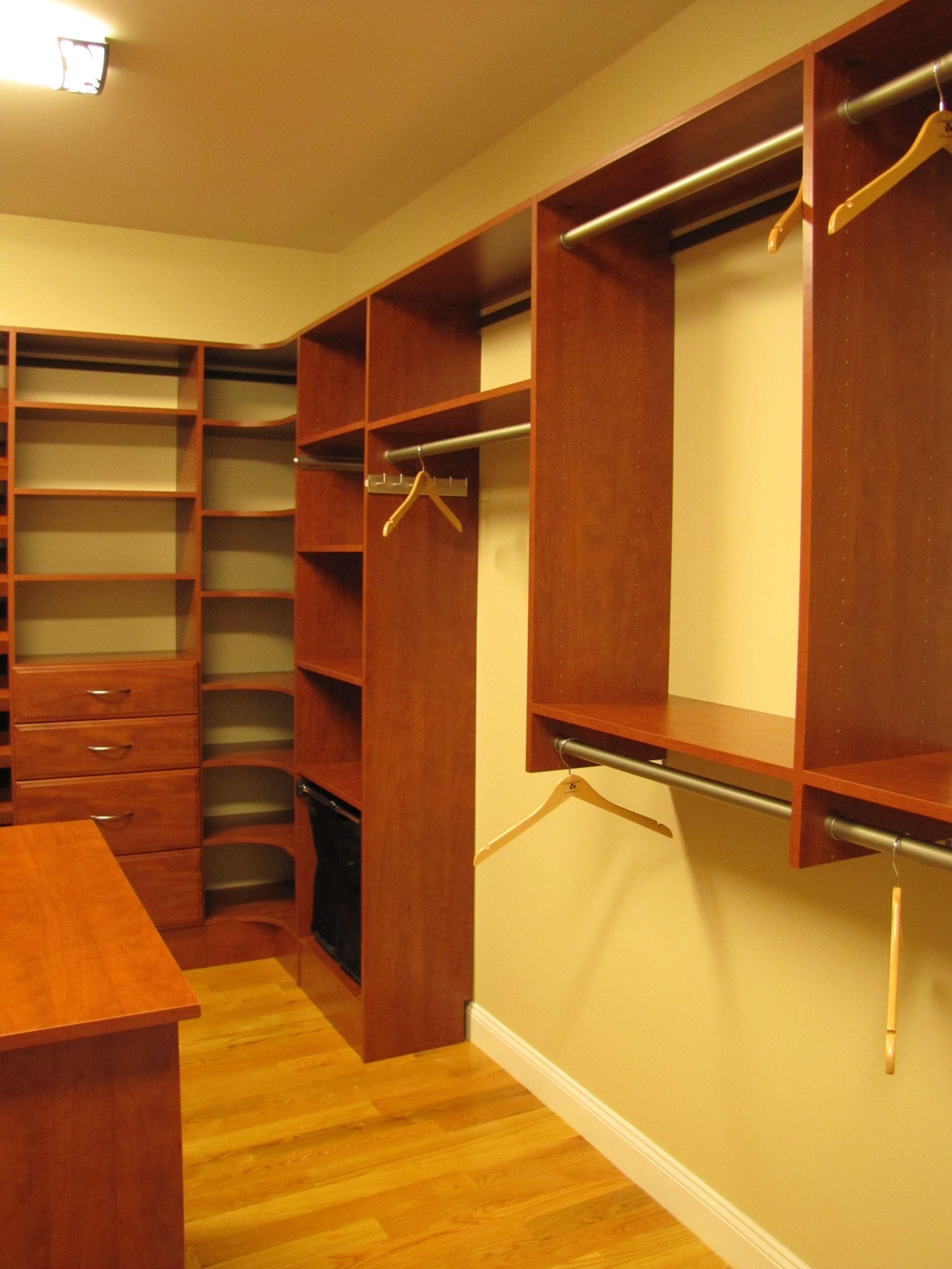 Etonnant Walk In Closets | Reach In Closets | Optimized Closet Design | Closets Etc
