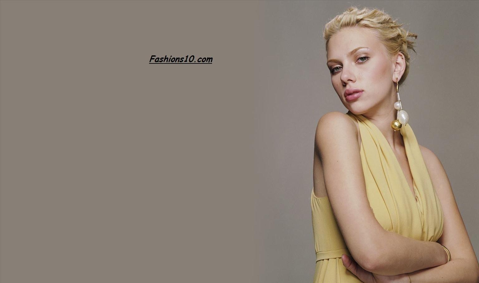hot scarlett johansson hd wallpaper | http://www.fashions10/hot