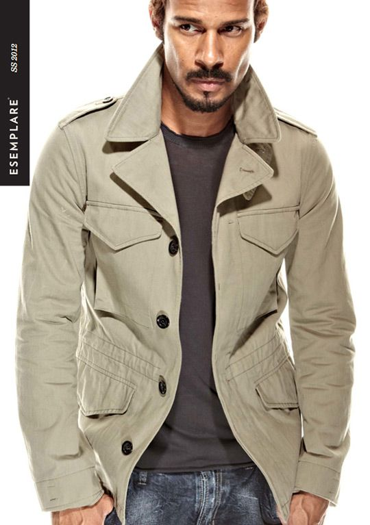 men's spring jacket | tanandDENIM | Pinterest | Jackets, Mens ...