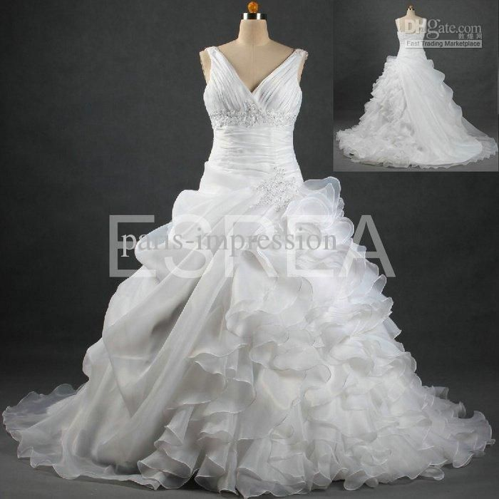 Peacock Wedding Dresses for Sale