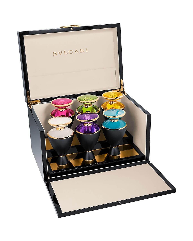 The 6 Million Dollar Story Bvlgari Le Gemme Perfume Design