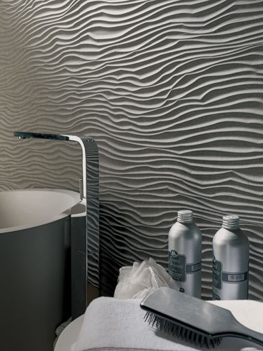 The Charm Of The Passage Of Time Shown By Venis Ceramics In Cersaie2014 Newport Collection Of