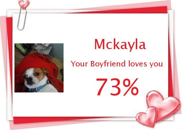 Check my results of Find Your Love Percentage Facebook Fun App by clicking Visit Site button