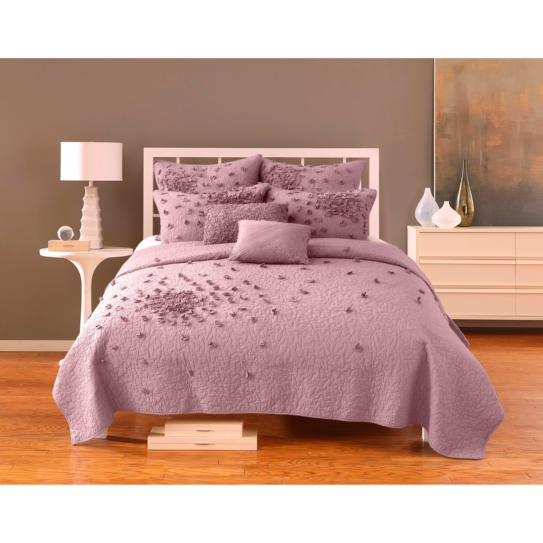 full sets size black quilt purple plum of set king lavender colored and decoration comforter