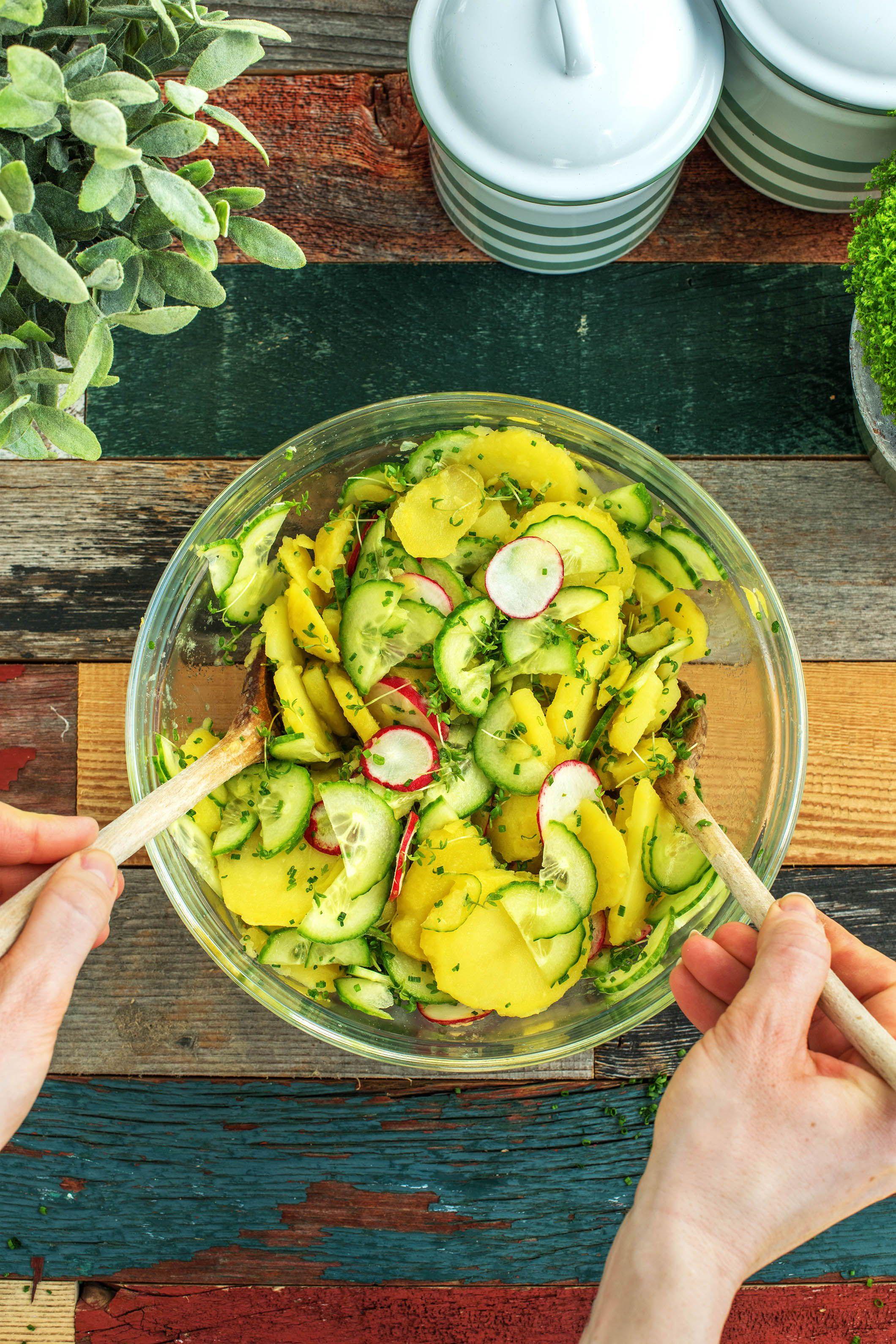 Photo of Unsere frischen Salate zum Grillen | HelloFresh Blog