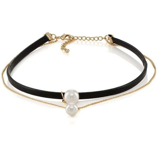 Womens Double-Strand Choker Jules Smith