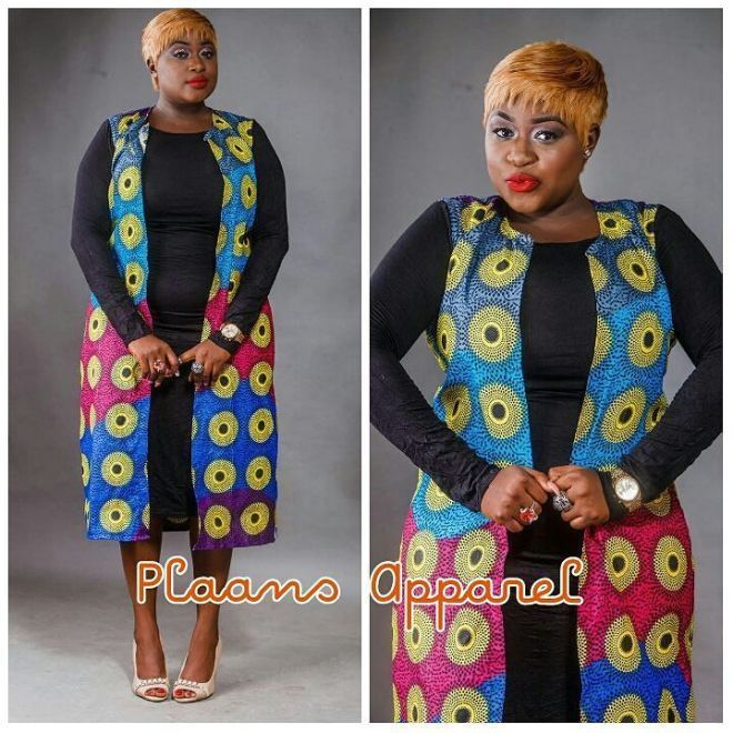 Trend Alert African Decor: Trend Alert: Ankara Kimono Style To Try This Month
