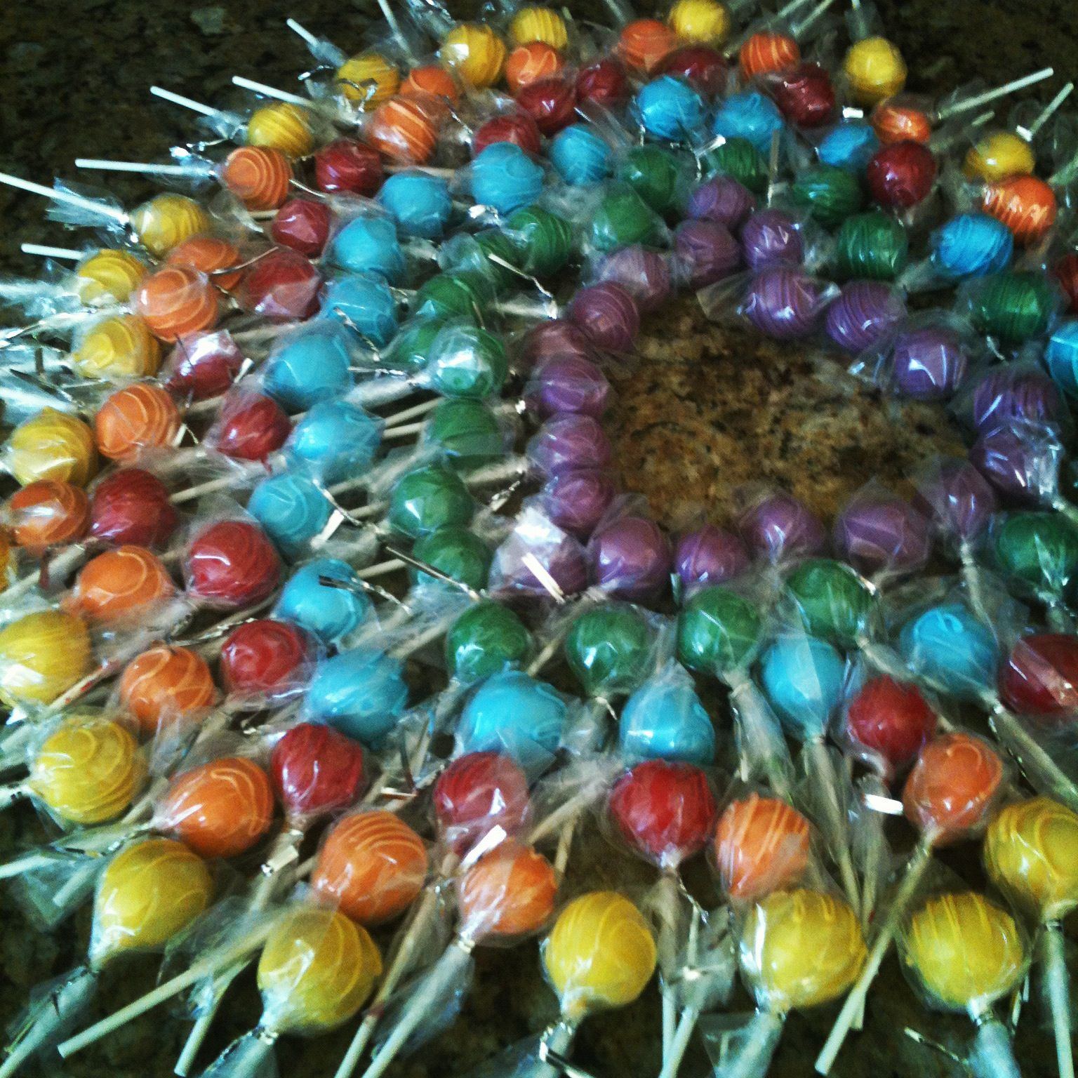 Pin by inspiration event services on our cake pops