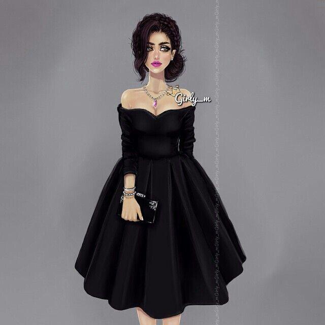Girly M Girly M Pinterest Girly Fashion Illustrations And Illustrations