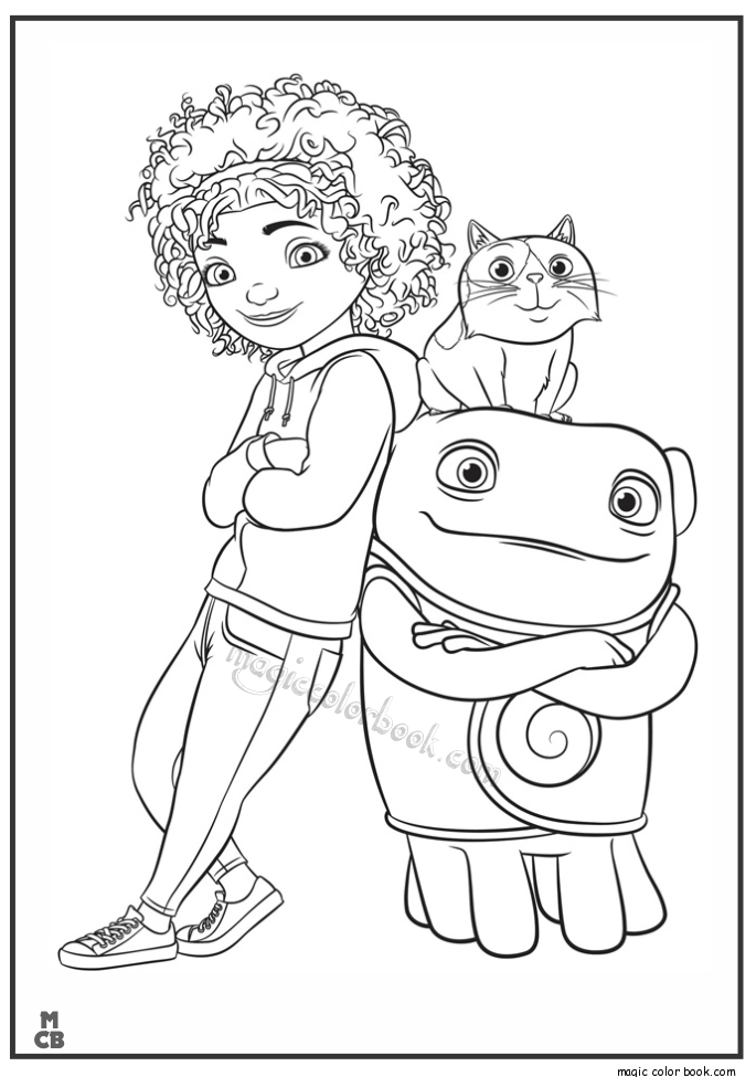 Pin by Magic Color Book on Home Coloring pages free
