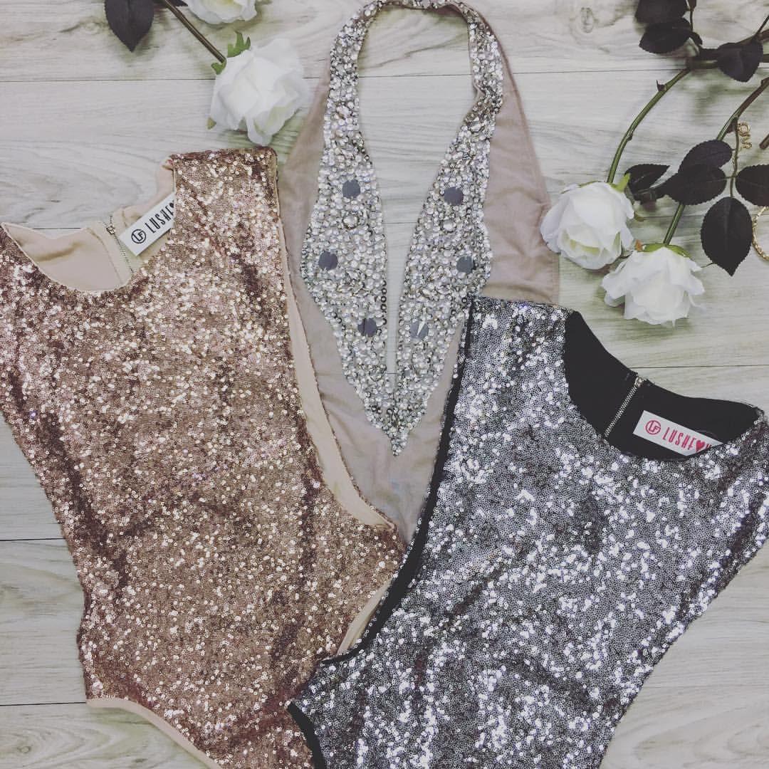 """d5a84e5893 L U S H F O X on Instagram  """"Love all things sparkly  bodysuit  Lushfox  Shop WWW.LUSHFOX.COM"""""""