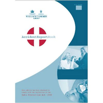 Hmso Accident Report Book A  Accident Incident Book For