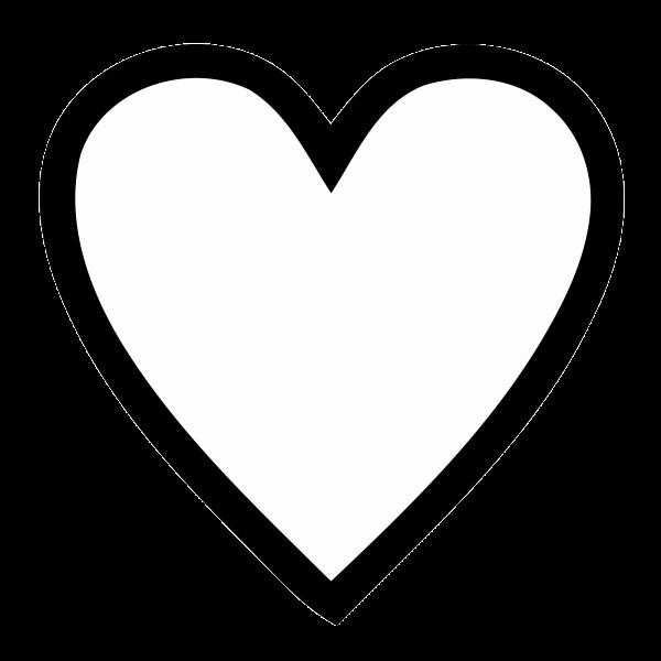 Black heart transparent background. Banner library download rr