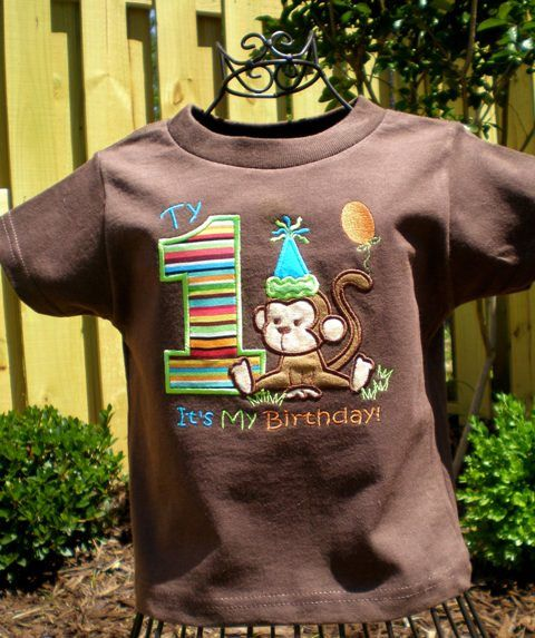 Want to get this shirt for Jake for his 1st bday