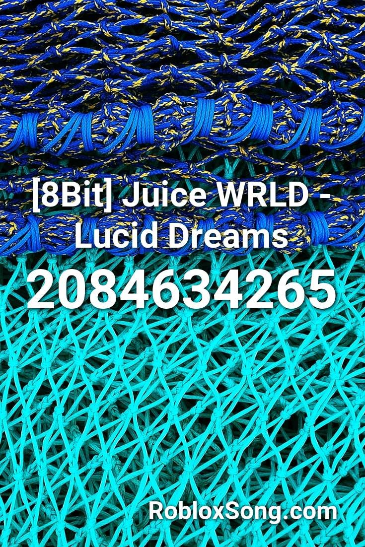 lucid dreams id code for roblox