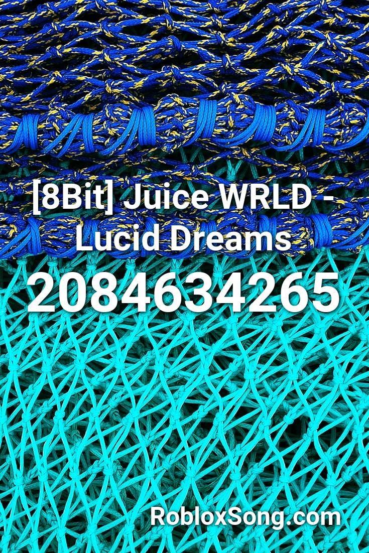 [8bit] Juice Wrld Lucid Dreams Roblox ID Roblox Music