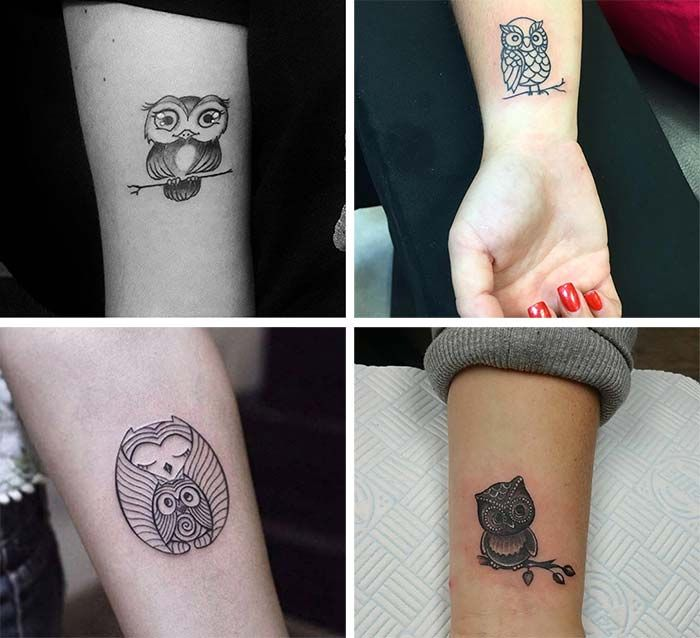 50+ Absolutely Cute Small Tattoos For Girls With Their