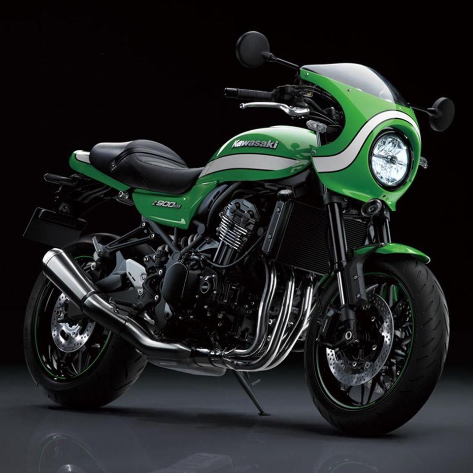 Kawasaki Z900rs Will Come In Two Versions: 2019 Kawasaki Z900RS CAFE