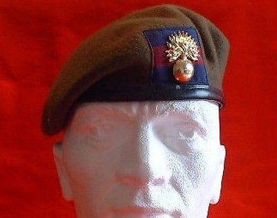 Size 57cm Grenadier Guards Beret Grenadier Beret Badge