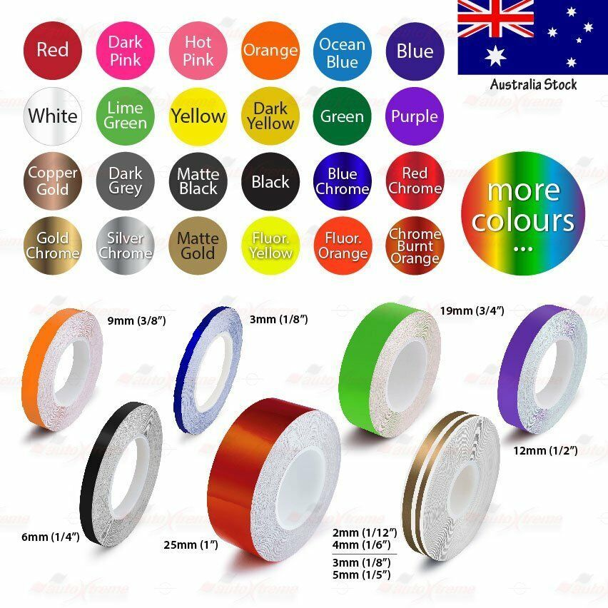 Details About Roll Vinyl Pinstriping Pin Stripe Diy Self Adhesive Line Car Tape Decal Stickers Vinyl Sticker Car Pinstriping Car Decals Vinyl