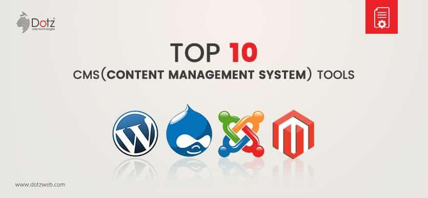 Top 10 Content Management Systems Cms Contentmanagementsystems Topcms Cmsplatforms Webdesign W Content Management System Website Services Web Development