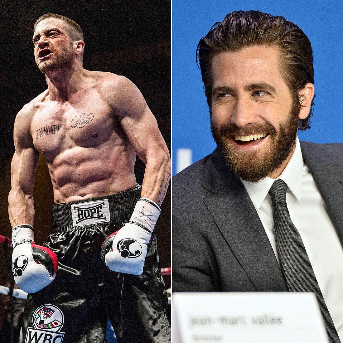 Jake Gyllenhaal As Billy Hope In Southpaw Met Afbeeldingen