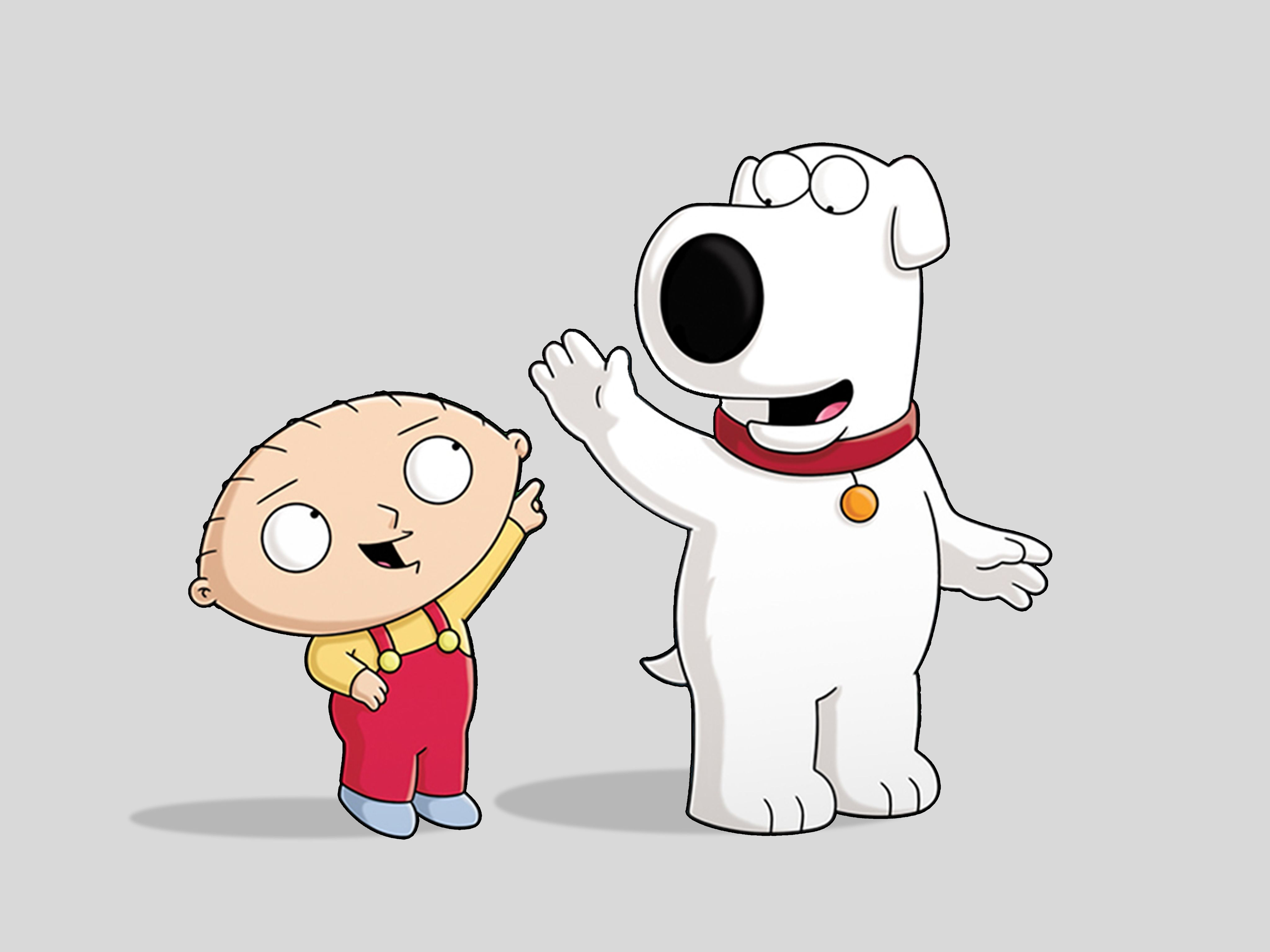 Brian and Stewie iphone case