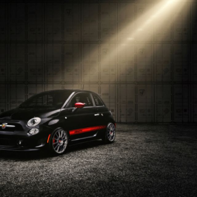 Fiat Abarth- want