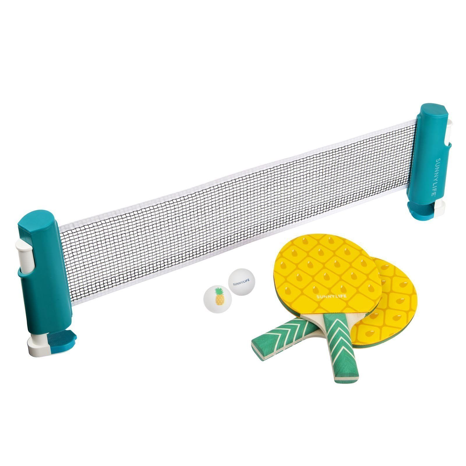 Sunnylife Table Top Tennis Game Ping Pong Set For Kids And Adults Pi Timely Buys Sunnylife Ping Pong Table Tennis Game