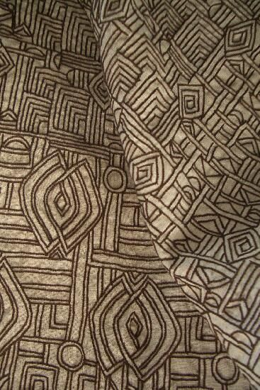 African textiles/ Embroidery