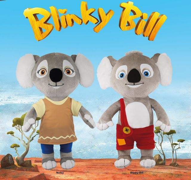 """Win a Copy of """"Blinky Bill: The Movie"""" and Blinky Bill Plush! #BlinkyBill #competition #giveaway #win"""