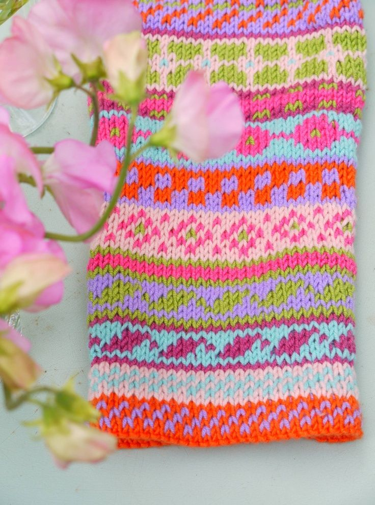 Fair isle crochet | Afghans | Pinterest | Fair isles, Crochet and ...
