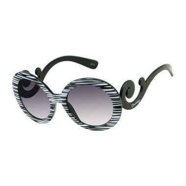Olsenboye Berry Naughty Round Sunglasses Jcpenney Trend We Love