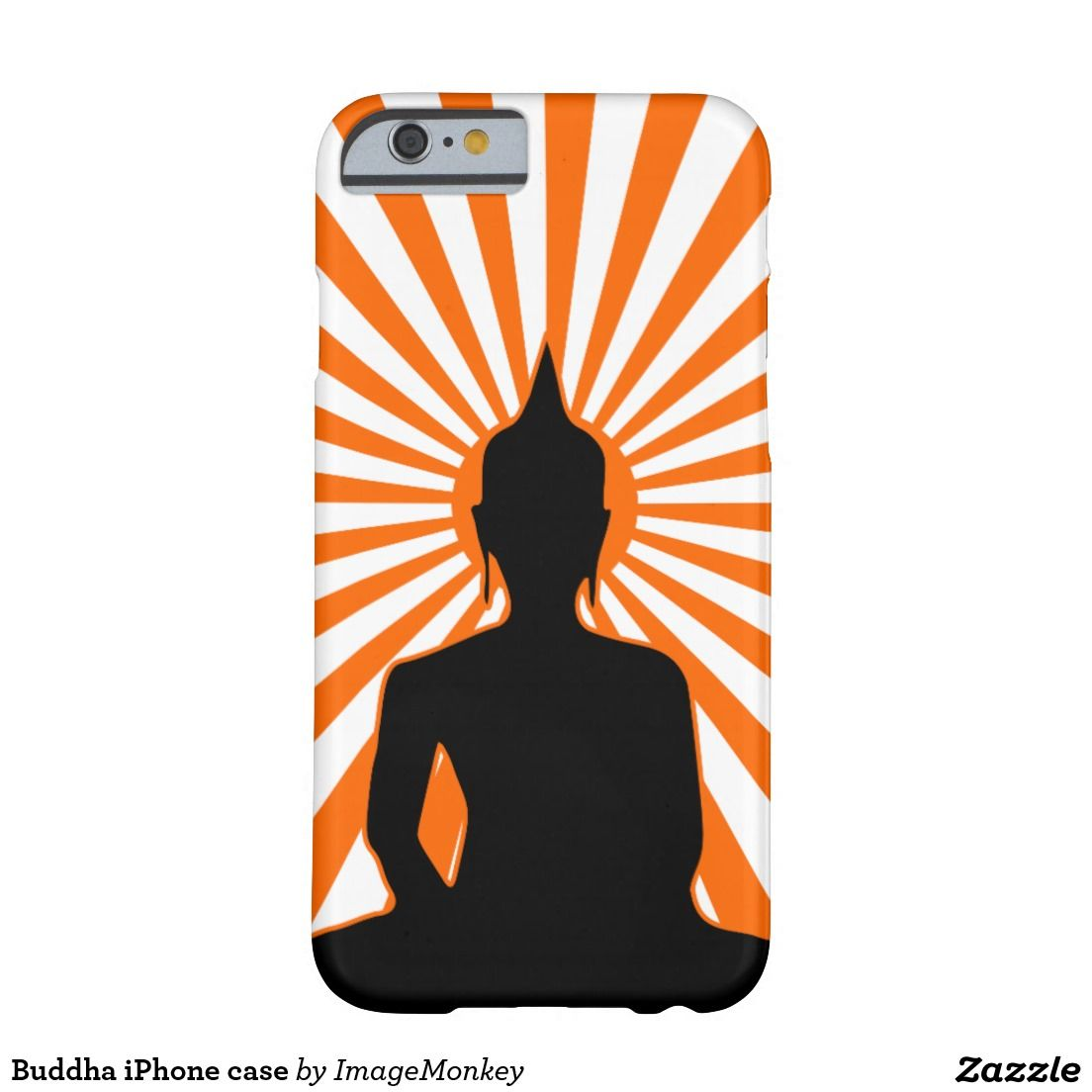 Buddha iPhone case Barely There iPhone 6 Case