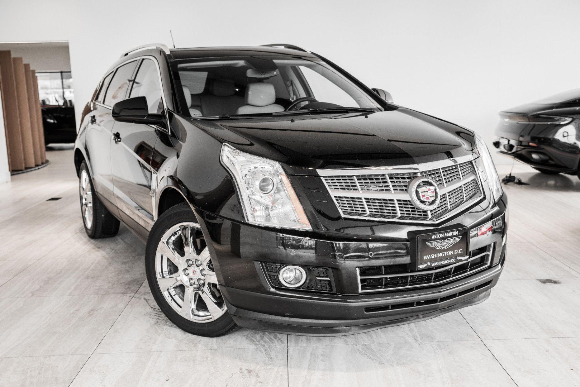 2020 Cadillac SRX Exterior and Interior